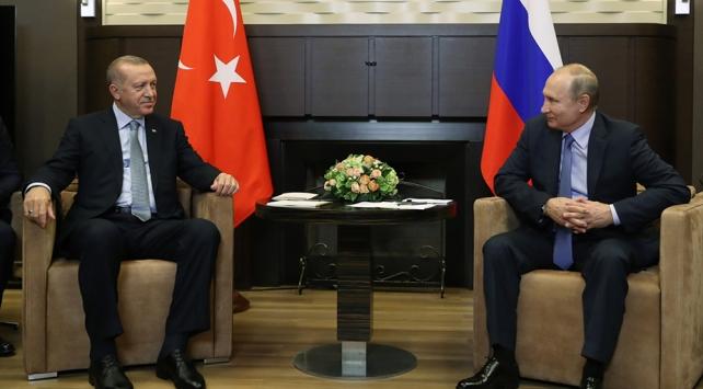 Rusya'da kritik görüşme başladı