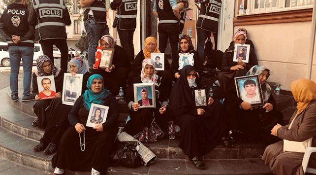 Diyarbakır anneleri 50 gündür evlat nöbetinde
