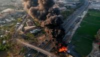 Endonezya'da petrol boru hattında patlama: 1 ölü