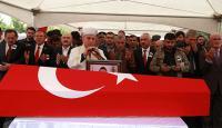 Şehit Piyade Uzman Onbaşı Mutlu Can Meşeci son yolculuğuna uğurlandı