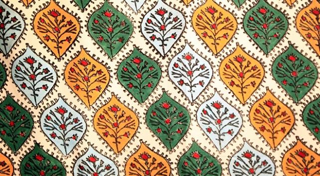600 yıllık Tokat yazma motifleri sergilendi