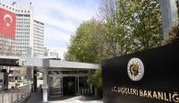 Türkiye'den Şili'ye seyahat uyarısı