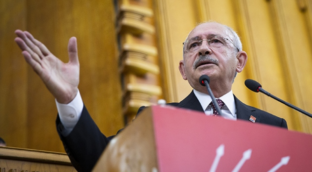 Kılıçdaroğlu: Bir devlet, terör örgütünü temsil ederek Türkiye ile masaya oturamaz