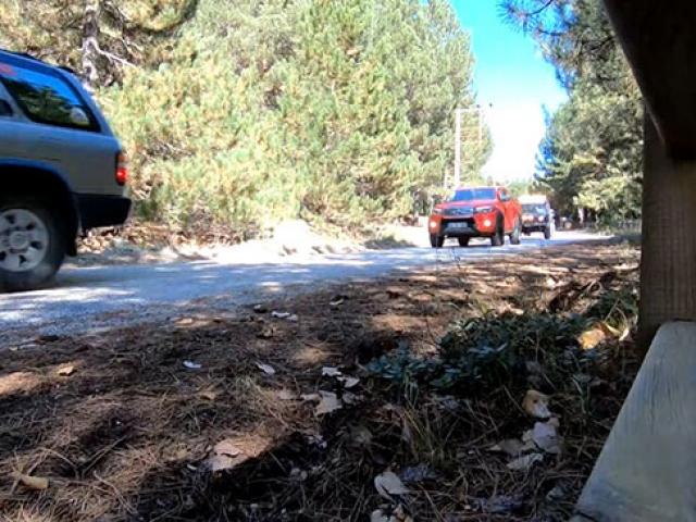 Isparta'da off-road heyecanı