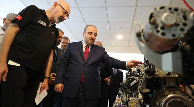 Türkiye'de ilk kez alüminyum motor bloku üretilecek