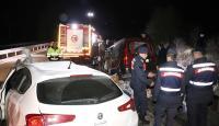 Bolu'da zincirleme trafik kazası: 3 ölü