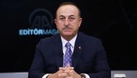 Dışişleri Bakanı Çavuşoğlu AA Editör Masası'nda