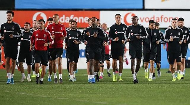 Beşiktaş Portekiz ekibi Bragayı ağırlayacak