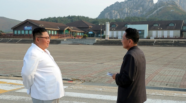 Kuzey Kore, Kumgang Dağında Güneyin yaptığı tesisleri yıkacak