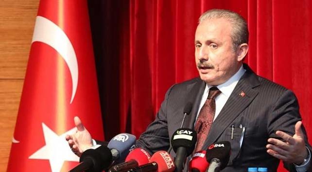 TBMM Başkanı Şentop: Türkiyenin haklılığı tescil edildi