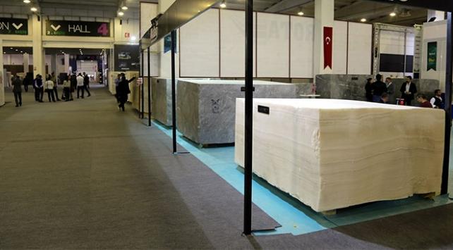 5. Uluslararası Blok Mermer Fuarı kapılarını açtı