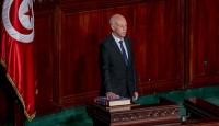 Tunus'un yeni Cumhurbaşkanı Kays Said yemin etti