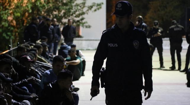 Edirnede 9 ayda 90 bini aşkın düzensiz göçmen yakalandı
