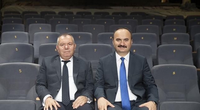 """Edirne Devlet Tiyatrosu """"perde"""" demeye hazırlanıyor"""