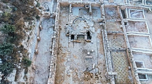 Kudüste Bizans dönemine ait kilise bulundu