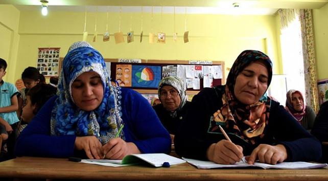 MEBin yaygın eğitim kurslarına 6 milyondan fazla kişi katıldı