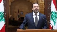 """Hariri'den """"güvenlik ve istikrar"""" vurgusu"""