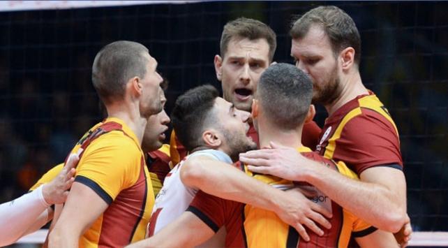 Voleybolda Şampiyonlar Kupası Galatasarayın