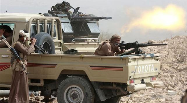 Yemendeki çatışmalarda 25 Husi öldü