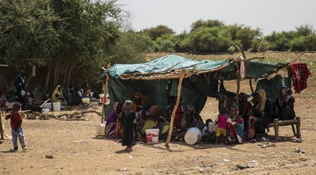 Türkiyeden Sudandaki afetzedeler için yardım kampanyası