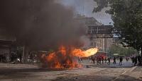 Şili'de zam karşıtı gösteriler şiddetlendi: Ölü sayısı 18'e yükseldi
