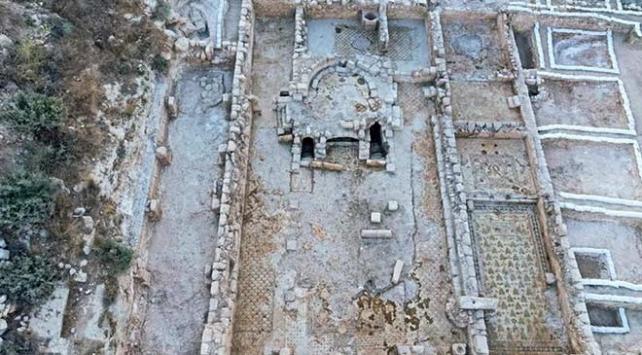 Batı Kudüste Bizans dönemine ait kilise bulundu