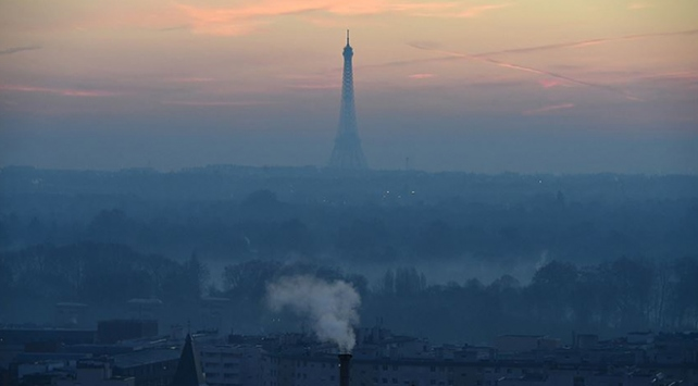 AB mahkemesi Fransada havayı kirli buldu