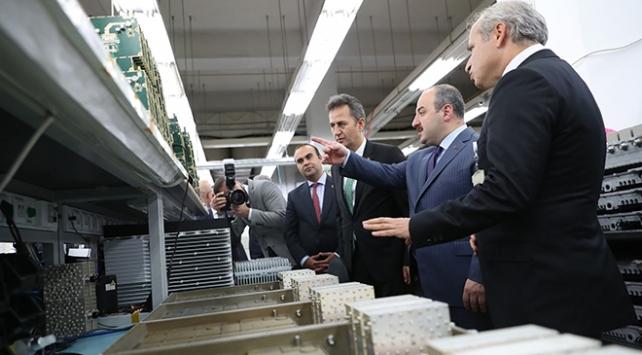 Savunma sanayisi kuruluşları ile zincir toplantılara başlandı