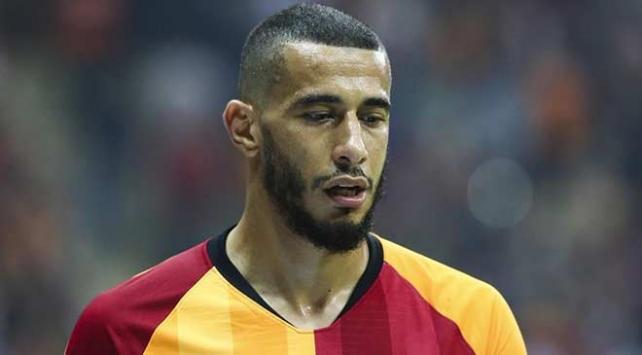 Galatasaraylı futbolcu Belhanda özür diledi