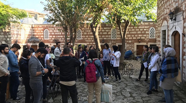 Gebze Teknik Üniversitesi öğrencilerinden tarihi ilçelere proje desteği