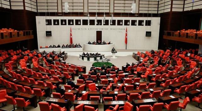 Meclis Genel Kurulunda AP kararı kınandı