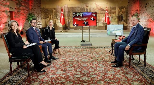 Cumhurbaşkanı Erdoğan: ABDden terörist Mazlumun iadesini isteyeceğiz