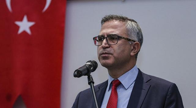 Türkiye Adalet Akademi Başkanlığına Muhittin Özdemir atandı