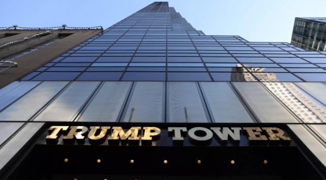 Trump Tower önünde göçmen politikası protestosu