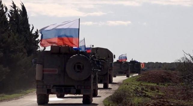 Rus takviye birlikleri Türkiye-Suriye sınırına ulaştı