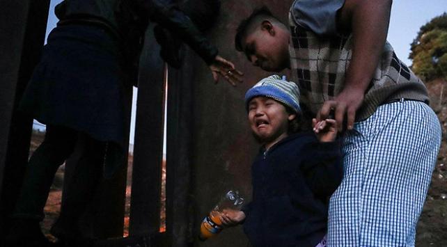 ABD bin 500den fazla göçmen çocuğu ailesinden kopardı