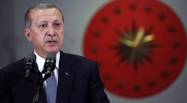 Cumhurbaşkanı Erdoğan: Küffara karşı da şiddetli olacağız