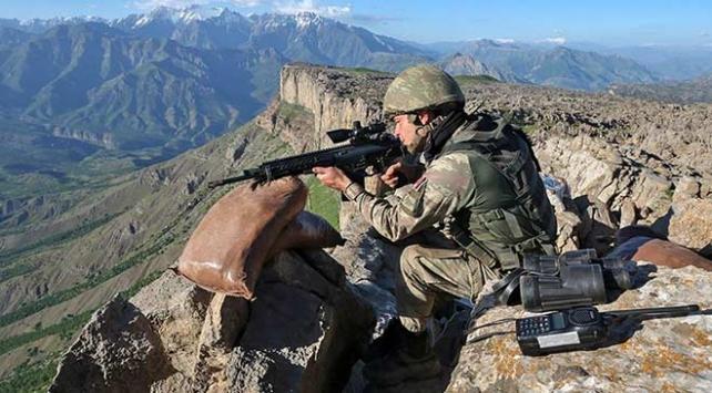 Pençe-3 Harekatında 4 terörist etkisiz hale getirildi