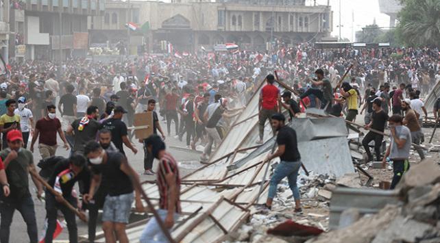 Iraktaki gösterilerde ölü sayısı 30a yükseldi