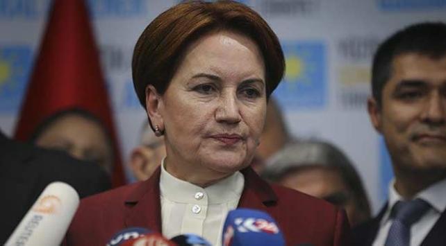 İyi Parti Genel Başkanı Akşener: Milli birliği sağlamalıyız