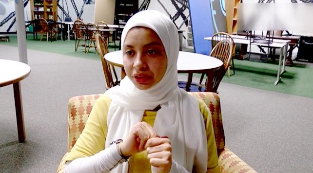 ABDde Müslüman atlet, başörtüsü sebebiyle diskalifiye edildi