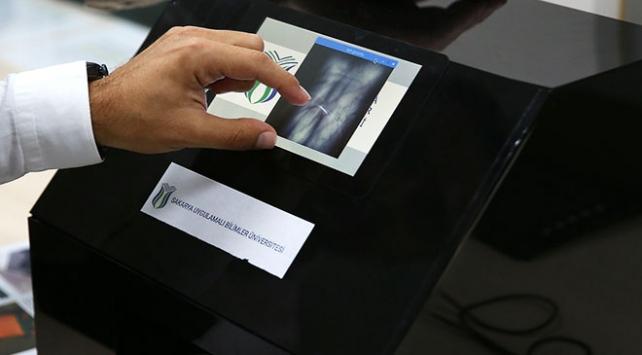 Damar iziyle kimlik tarama cihazı geliştirildi