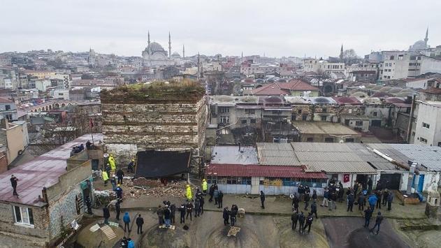 35 ilde 4 bin kaçak yapı tespit edildi, 423ü yıkıldı