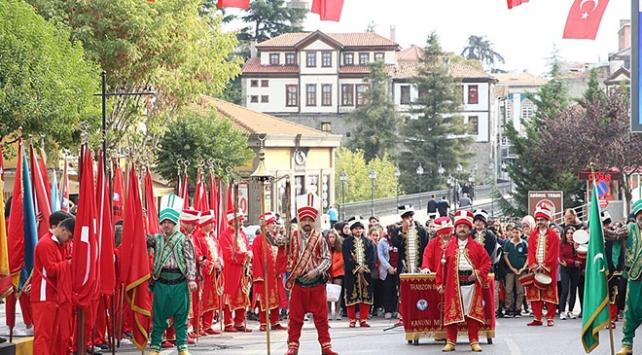 Trabzonun fethinin 558. yıl dönümü kutlandı
