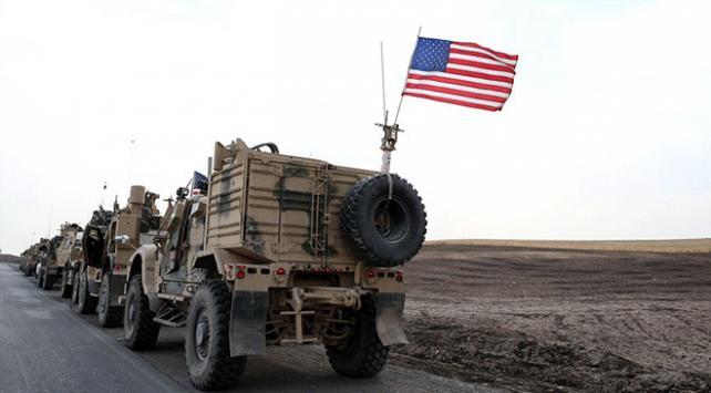 ABD ordusu Suriyenin doğusuna takviye askeri güç gönderdi