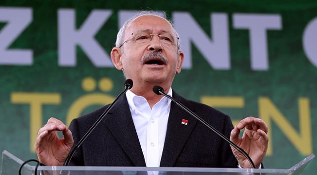 Kılıçdaroğlu: Bütün hizmet rant için değil, halk için olmalı