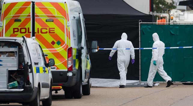 İngilterede 39 cesedin bulunduğu tırın sürücüsü mahkemeye çıkacak