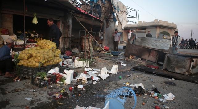 Tel Abyadda terör saldırısı: 5 sivil yaralandı