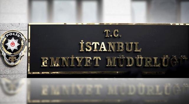 İstanbul Emniyet Müdürlüğünde terfiler
