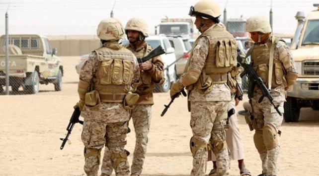 Arap koalisyonunun Adendeki güçlerinin kontrolü Suudi Arabistana geçti